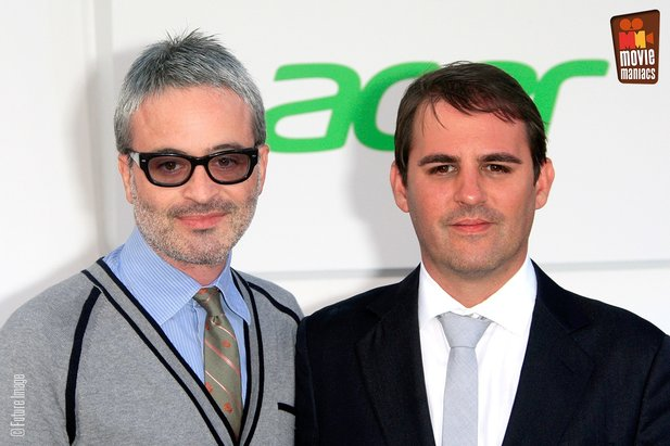 Roberto Orci & Alex Kurtzman bei der Premiere von Star Trek: Into Darkness in Hollywood