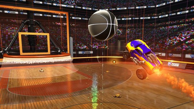Rocket League - Update 1.17: Basketball-Modus angespielt