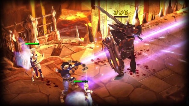 Sacred Legends - Trailer zum Mobile-Ableger