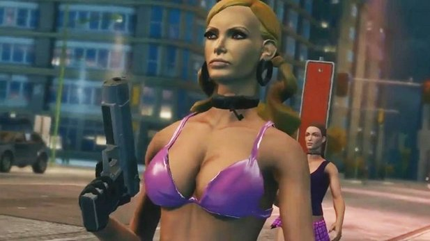 Saints Row: The Third- Penthouse DLC-Trailer