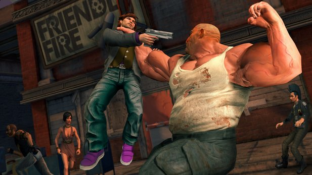 Die PC-Version von Saints Row: The Third wird exklusive Funktionen bieten.