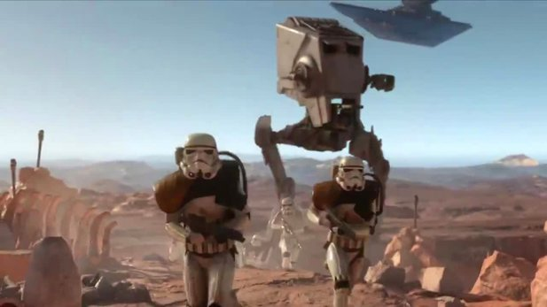 Star Wars: Battlefront - Koop-Modus im Gameplay-Trailer zur E3 2015