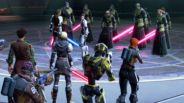 Star Wars: The Old Republic - Launch-Trailer zu »Anarchie im Paradies*