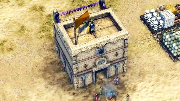 Gameplay-Trailer von Stronghold Crusader 2