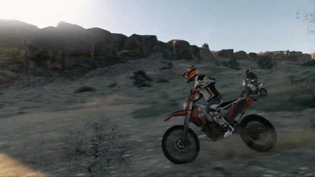 The Crew: Wild Run - Trailer zum Stunt-Modus-Update im April