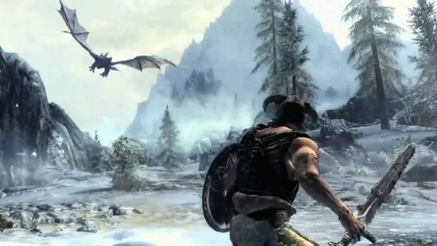 Skyrim erschien am 11. November 2011.