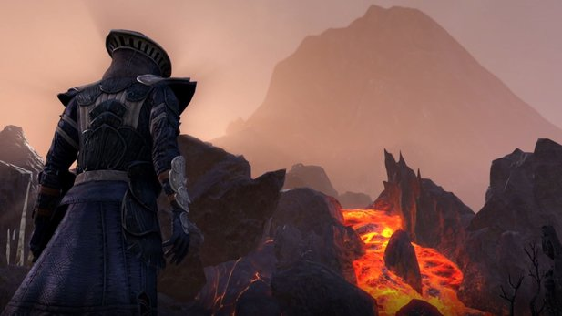 The Elder Scrolls Online: Morrowind - Gameplay-Trailer zeigt Hüter, Monster und Dungeons