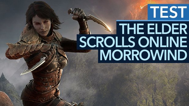 The Elder Scrolls Online: Morrowind - Fantastischer Nostalgie-Trip im Test-Video