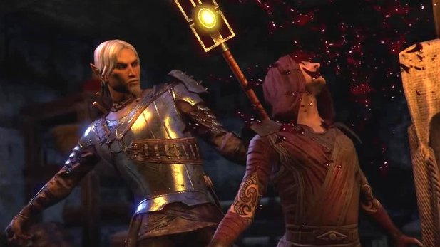 The Elder Scrolls Online - Trailer »Es wird Blut fließen« zu Dark Brotherhood