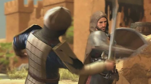 Koop-Trailer zu The First Templar