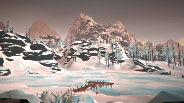 The Long Dark - Gameplay-Trailer stellt Timberwolf-Mountain-Update vor