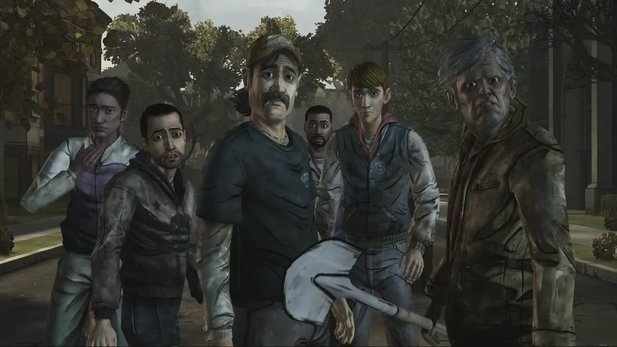 The Walking Dead: Episode 4 - Trailer