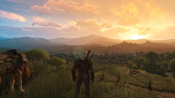Die »Super Turbo Lighting Mod« verbessert die Grafik von The Witcher 3: Wild Hunt.