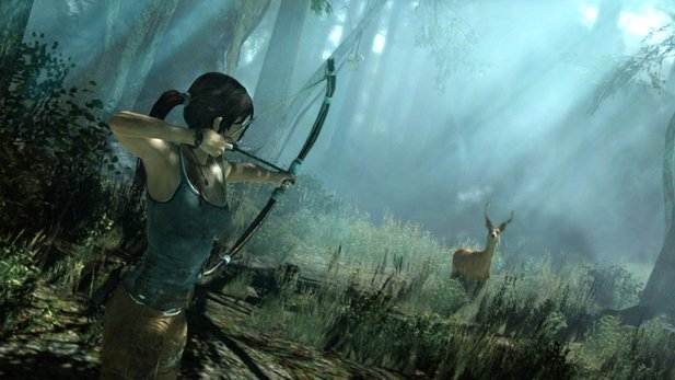 Tomb Raider - Preview-Video