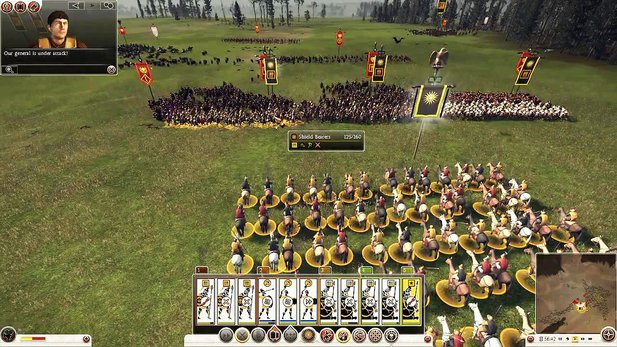 Total War: Rome 2 - Let's Play des Skirmish-Modus
