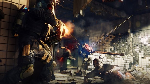 Umbrella Corps - Launch-Trailer zum Resi-Shooter