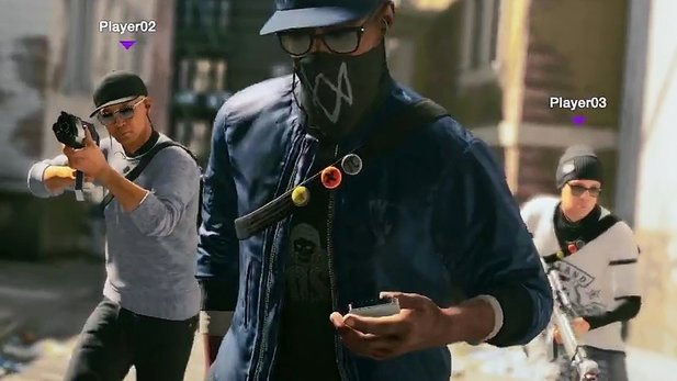 Watch Dogs 2 - Online-Gameply mit Kopfgeldjäger-Modus im Trailer