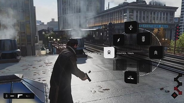 Watch Dogs - Gameplay vom PlayStation 4-Event