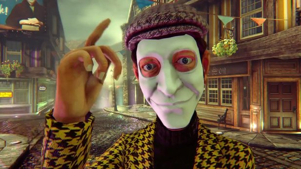 We Happy Few - Ankündigungs-Trailer mit Grusel-Gameplay