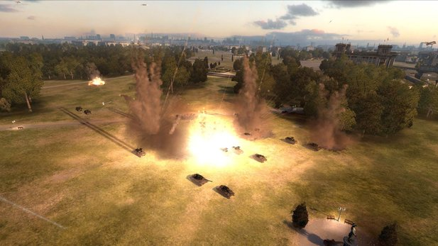 Ubisoft Massive arbeitete an World in Conflict.