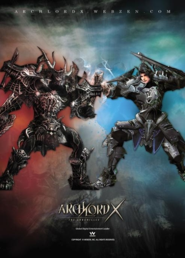 Cover zu Archlord X: The Chronicles