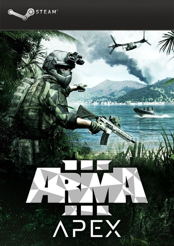 Cover zu Arma 3: Apex