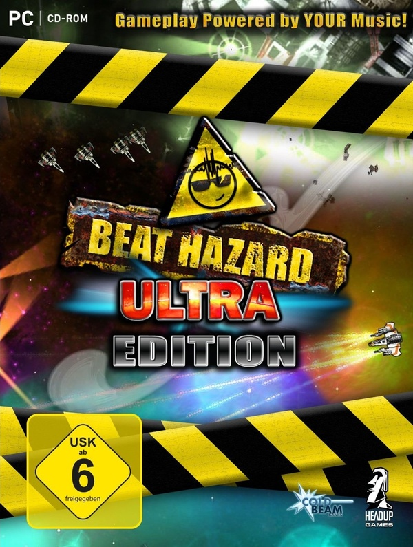 Cover zu Beat Hazard