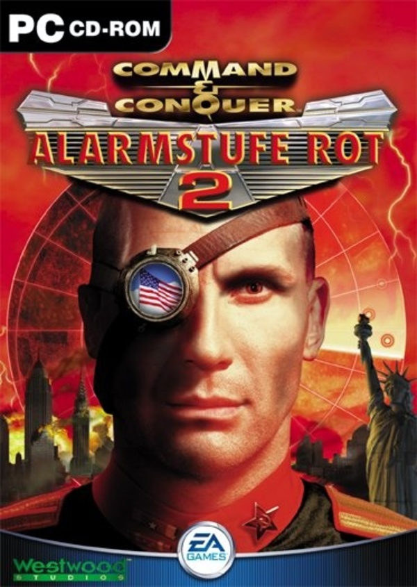 Cover zu Command & Conquer: Alarmstufe Rot 2