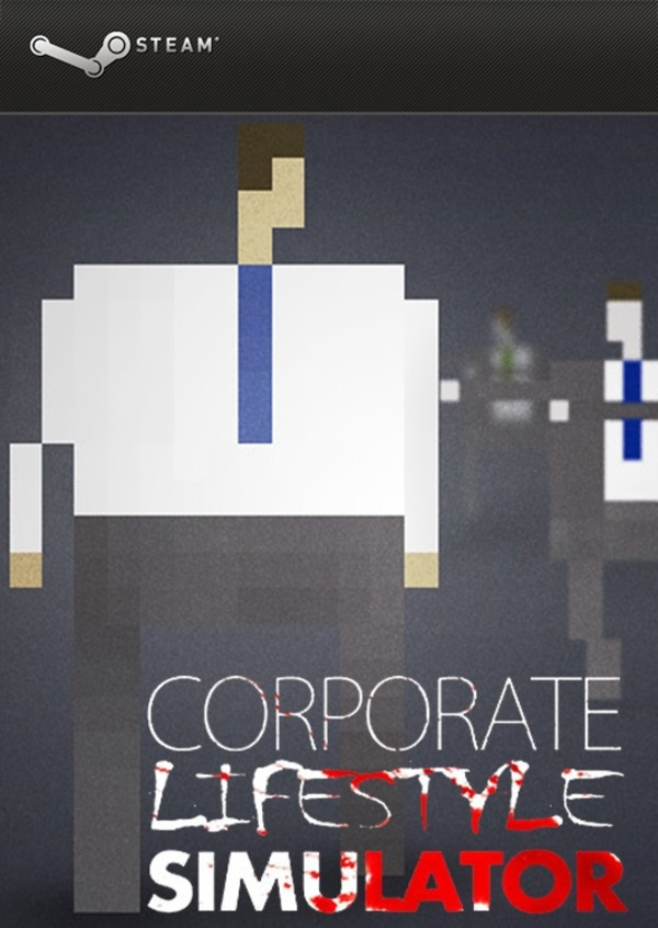 Cover zu Corporate Lifestyle Simulator