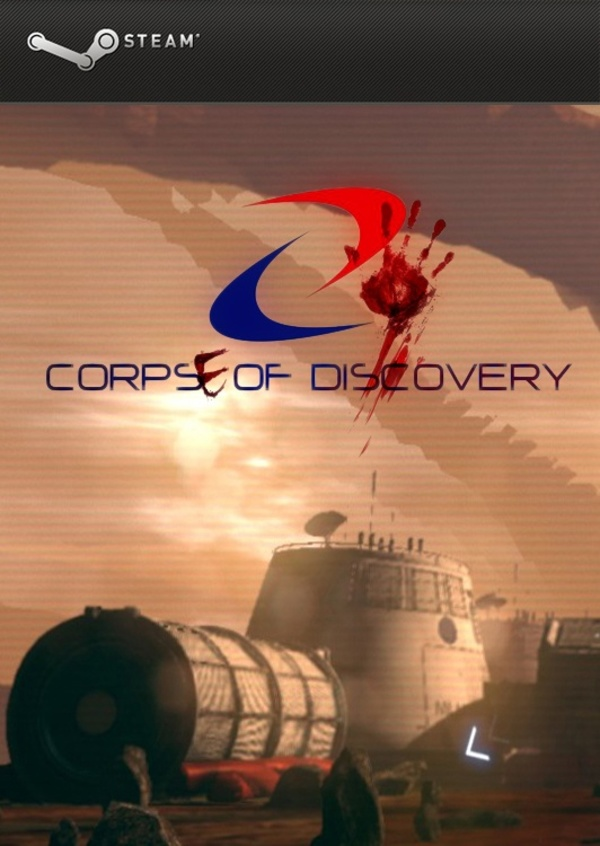 Cover zu Corpse of Discovery