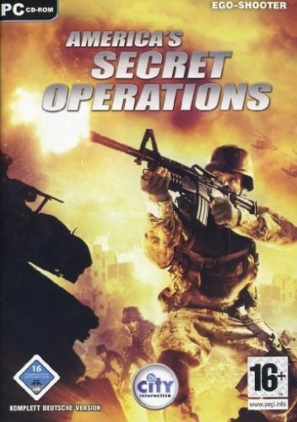 Cover zu America's Secret Operations
