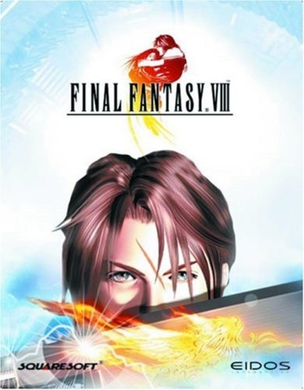 Cover zu Final Fantasy 8