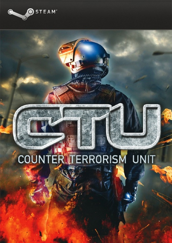 Cover zu CTU: Counter Terrorism Unit