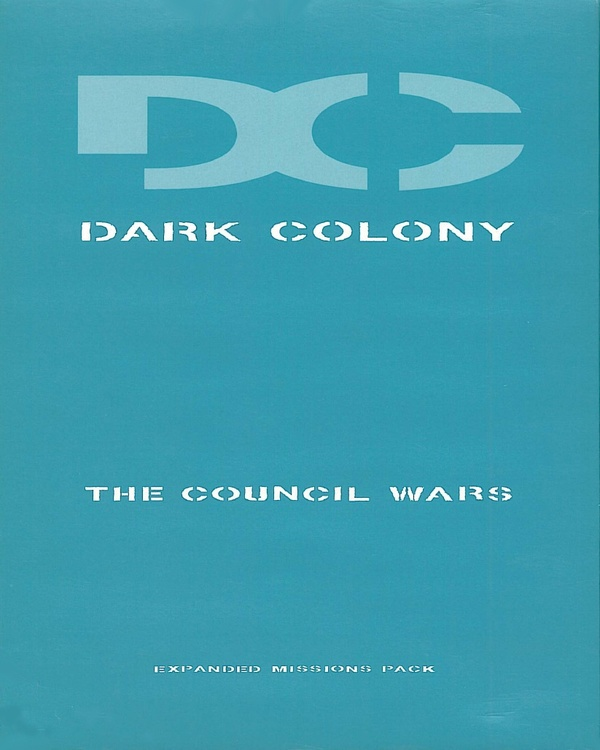 Cover zu Dark Colony: The Council Wars