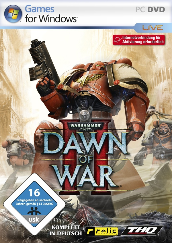 Cover zu Warhammer 40.000: Dawn of War 2