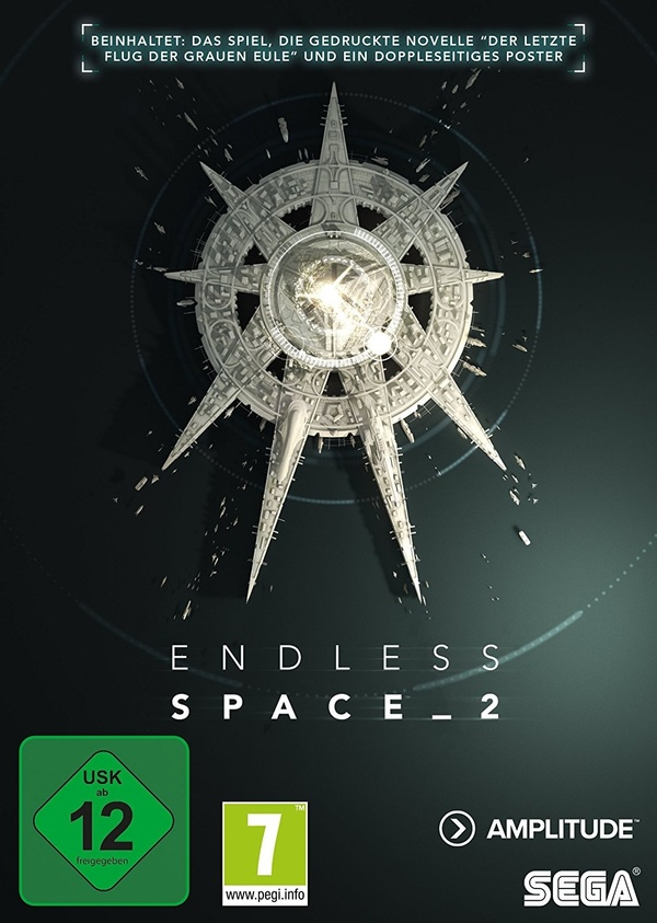 Cover zu Endless Space 2