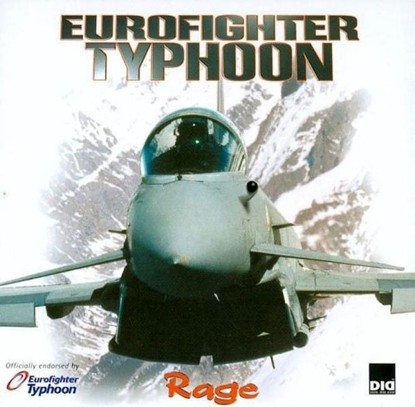 Cover zu Eurofighter Typhoon