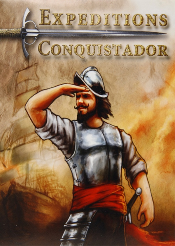 Cover zu Expeditions: Conquistador