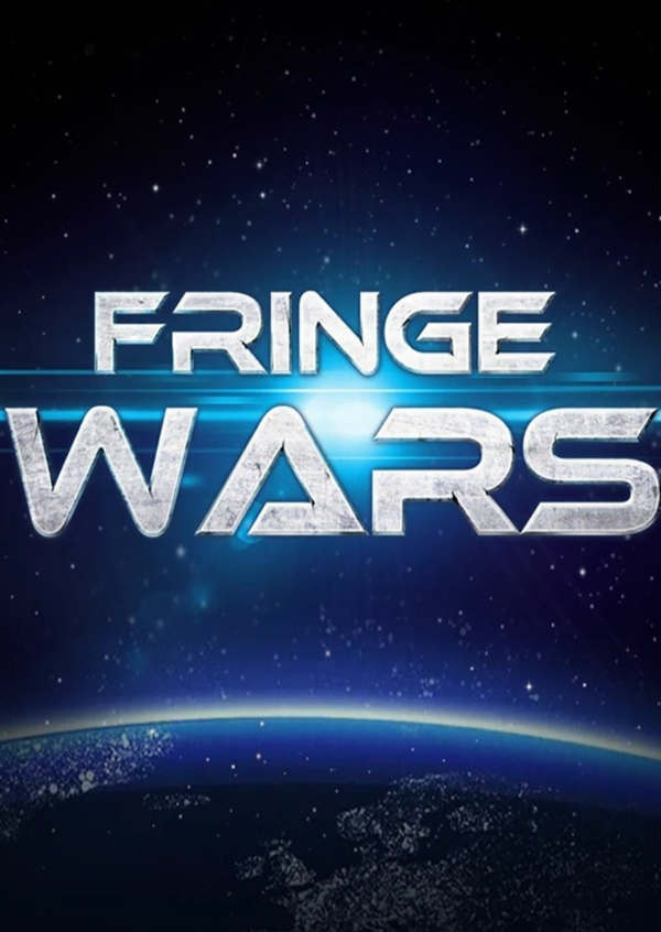 Cover zu Fringe Wars