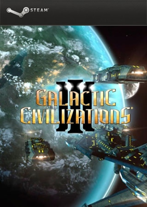 Cover zu Galactic Civilizations 3
