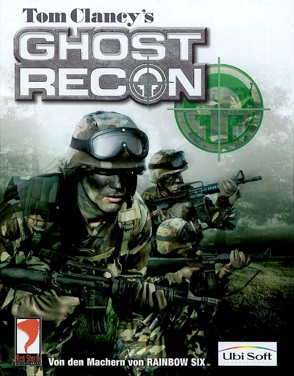 Cover zu Ghost Recon