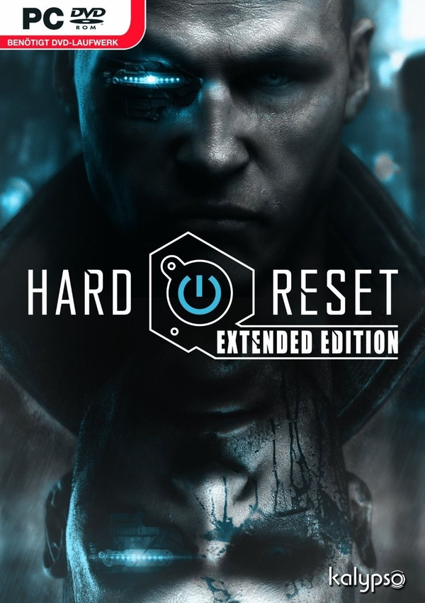 Cover zu Hard Reset