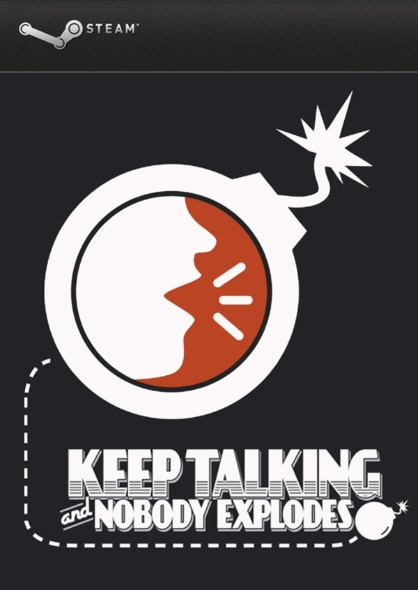 Cover zu Keep Talking and Nobody Explodes
