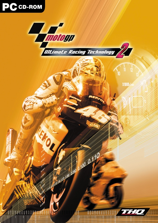 Cover zu MotoGP 2: Ultimate Racing Technology