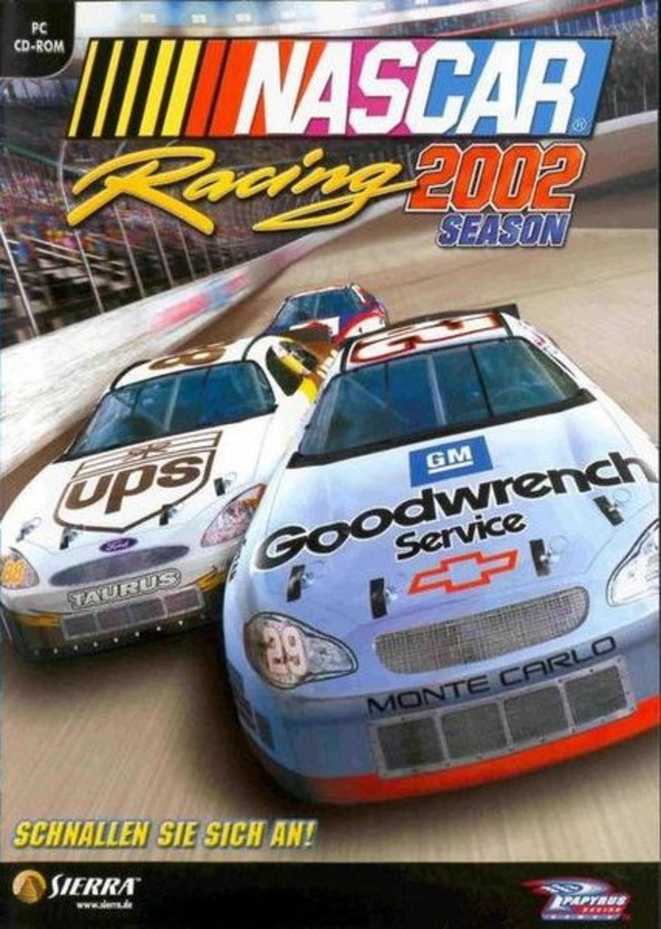 Cover zu Nascar Racing 2002 Season