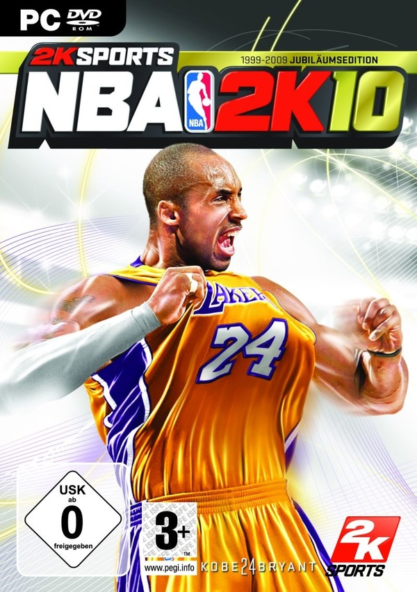 Cover zu NBA 2K10