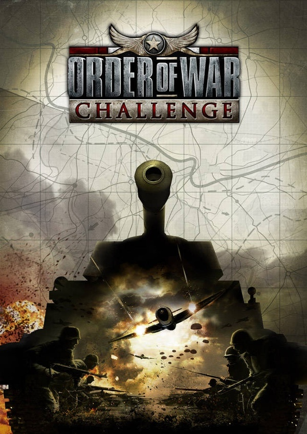 Cover zu Order of War: Challenge