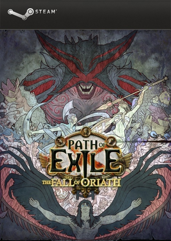 Cover zu Path of Exile: The Fall of Oriath