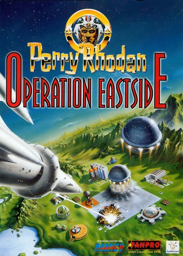 Cover zu Perry Rhodan: Operation Eastside