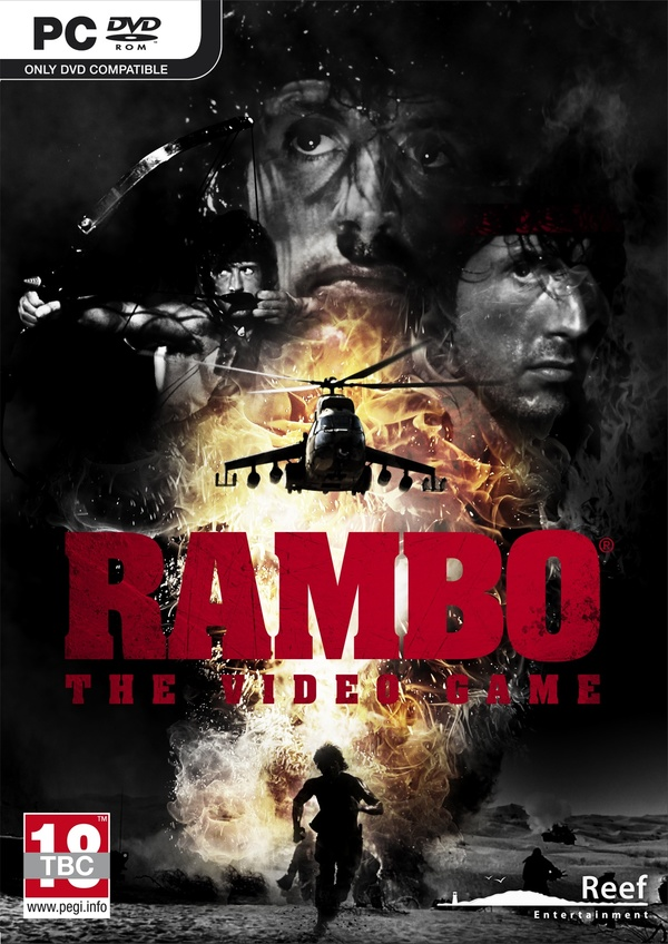 Cover zu Rambo: The Video Game